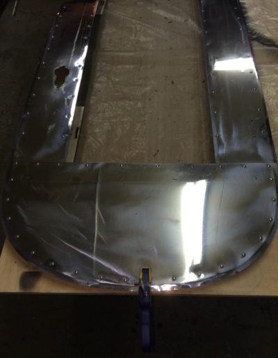 Airstream Custom Aluminium Fabrication