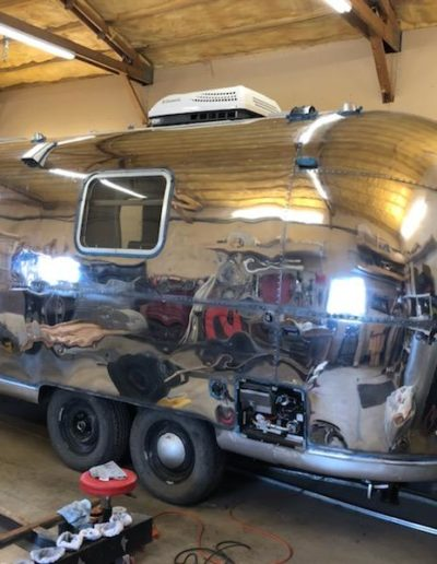 1971  Airstream Safari