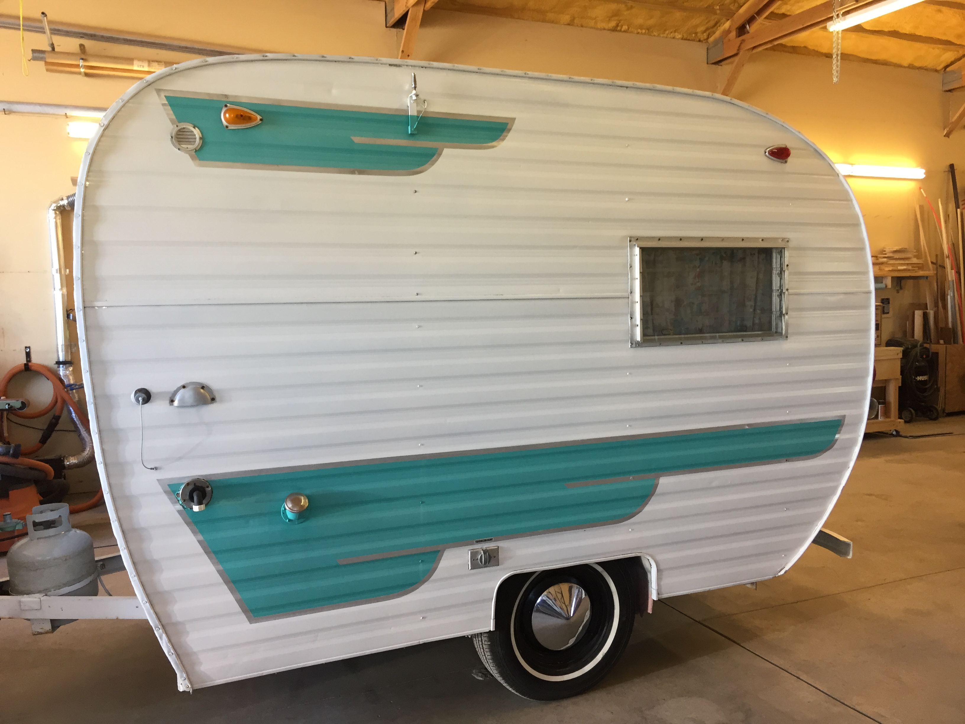 Best Vintage Trailer Restoration & Repair | Specializing
